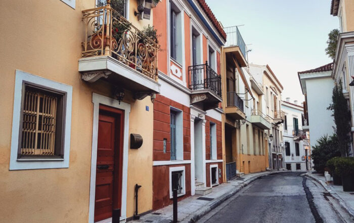 Top five Plaka shops hide in this picturesque streets